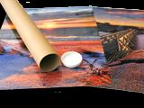 Fotoplakat Kodak Metallic lub Fuji Pearl w tubie